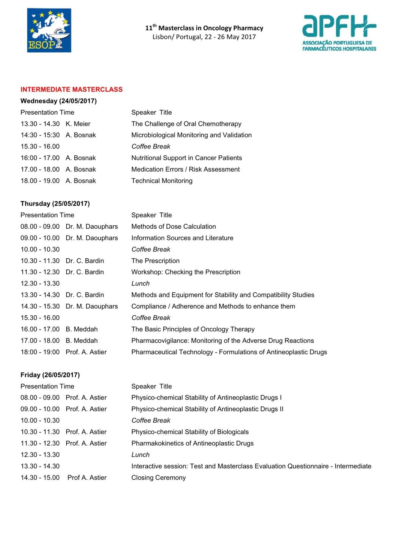 MASTERCLASS_Programm 07.03.17 2